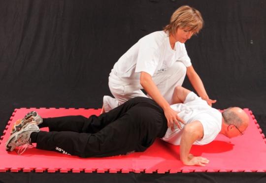 Rückenschule mit Kerstin Kenzler