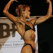 Kerstin Kenzler - Meisterschaft 2008
